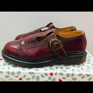 Vintage Doc Dr Martens Mary Jane Women's Shoes